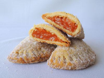 Pastissets-amb-melmelada-de-taronja